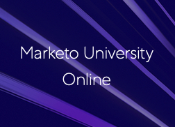 Marketo University Online Icon for SilverStripe